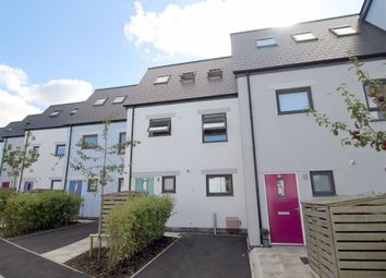 4 bed terraced house for sale in Solar Crescent, Roborough, Plymouth PL6