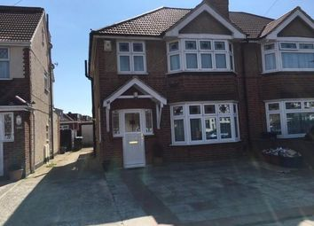 Browning Way, Heston, Hounslow TW5. 4 bed semi-detached house