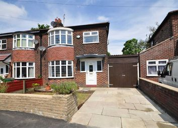 Thumbnail 3 bed semi-detached house for sale in Westholm Avenue, Heaton Chapel, Stockport