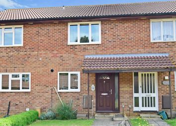 Thumbnail 2 bed terraced house for sale in Blackpan Close, Sandown, Isle Of Wight