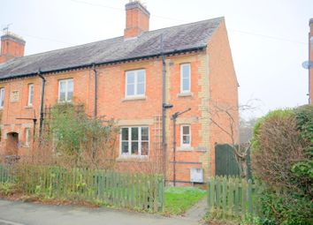 Thumbnail 2 bed semi-detached house to rent in Melton Road, Rearsby, Leicester