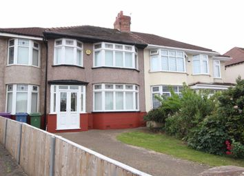 Thumbnail 4 bed semi-detached house to rent in Marford Road, West Derby, Liverpool