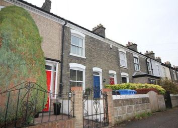 Thumbnail 2 bedroom terraced house to rent in Lindley Street, Norwich