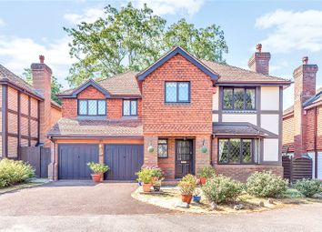 Thumbnail 5 bed detached house for sale in Ascot Mews, South Wallington