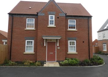 Thumbnail 3 bed detached house for sale in Candleby Court, Candleby Lane, Cotgrave, Nottingham