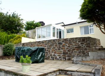 Thumbnail 2 bed semi-detached bungalow for sale in Enys Close, Truro