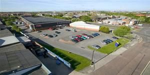 Thumbnail Industrial to let in Western Approach, South Shields