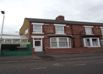 Thumbnail 1 bed flat to rent in Russell Street, Darlington