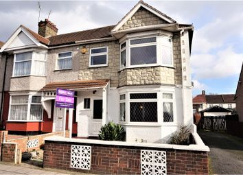 Thumbnail 3 bed end terrace house for sale in Horns Road, Ilford