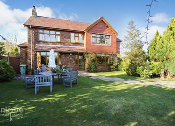 Thumbnail 4 bed detached house for sale in Greenlands Farm Ribby Road, Wrea Green