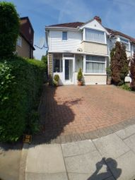 Thumbnail 3 bed semi-detached house to rent in Braund Avenue, Middlesex