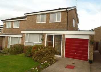 Thumbnail 3 bed semi-detached house for sale in Housesteads Road, Sandsfield Park, Carlisle, Cumbria