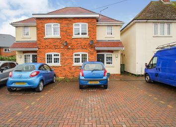 Old Stoke Road, Aylesbury HP21. 3 bed semi-detached house for sale