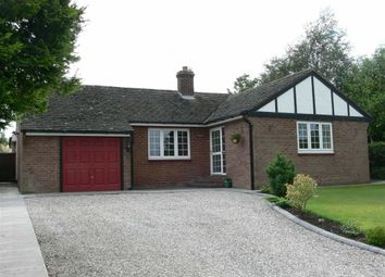 Thumbnail 4 bed detached bungalow to rent in Moorhouse, Carlisle, Carlisle