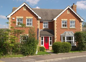 Thumbnail 4 bedroom detached house to rent in Northweald Lane, Royal Park Gate, Kingston Upon Thames