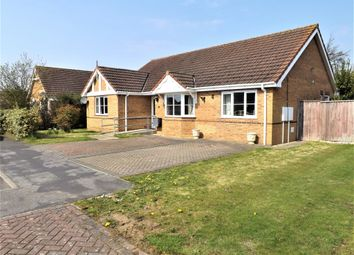 Thumbnail 4 bed detached bungalow for sale in Market Rasen Way, Holbeach, Spalding
