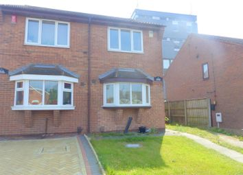 Thumbnail 2 bedroom semi-detached house to rent in Goodacre Street, Mansfield
