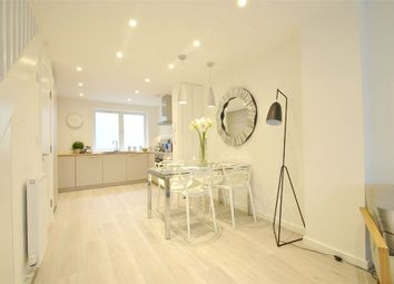 Thumbnail 4 bed town house to rent in Trinity Road, East Finchley, London