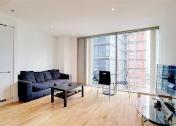 Thumbnail 1 bed flat for sale in Landmark West, 22 Marsh Wall, London