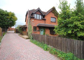 Thumbnail 3 bedroom semi-detached house for sale in Warnford Road, Corhampton, Hampshire
