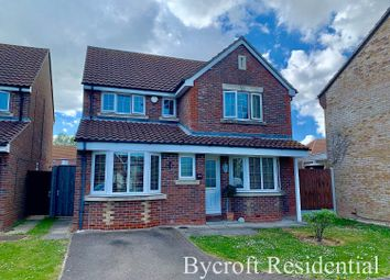 Thumbnail 4 bed detached house for sale in Coxswain Read Way, Caister-On-Sea, Great Yarmouth