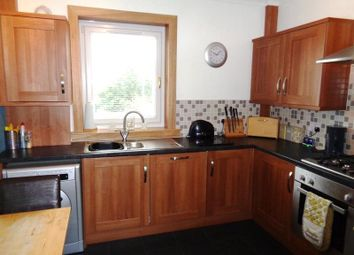Thumbnail 3 bed flat to rent in Queen Street, Freuchie, Cupar