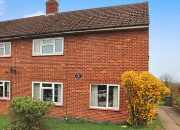 Thumbnail 3 bed semi-detached house for sale in Pitmans Grove, Bramfield, Halesworth