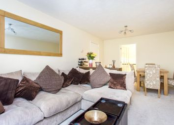Thumbnail 2 bed flat for sale in Whittle Close, Ash Vale