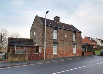 Thumbnail 3 bed cottage for sale in Sampson Street, Eastoft, Scunthorpe