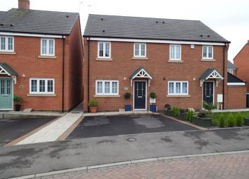 Thumbnail 3 bedroom semi-detached house for sale in Lancaster Gardens, Holbrooks, Coventry, West Midlands