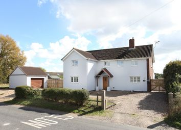 Thumbnail 5 bed detached house for sale in Church Road, Mutford, Beccles