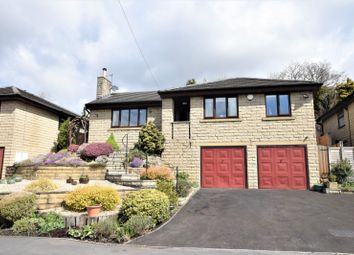 Thumbnail 3 bed detached bungalow for sale in Ash Grove, Chinley, High Peak