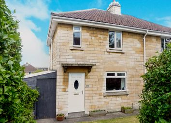 Thumbnail 3 bed semi-detached house for sale in Melrose Grove, Southdown, Bath