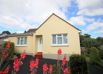 Thumbnail 3 bed detached bungalow for sale in Broomhill, Tiverton