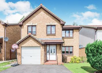 Thumbnail 4 bed detached house to rent in Waverley Crescent, Livingston