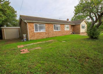 Thumbnail 3 bed bungalow for sale in Burgh, Woodbridge