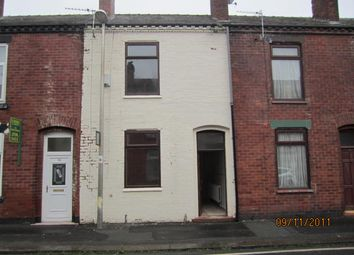 Thumbnail 2 bed terraced house to rent in Glebe Street, Leigh, Leigh, Greater Manchester