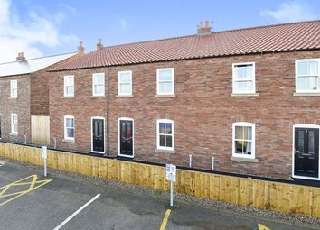 Thumbnail 3 bed terraced house for sale in Railway Walk, Bridlington