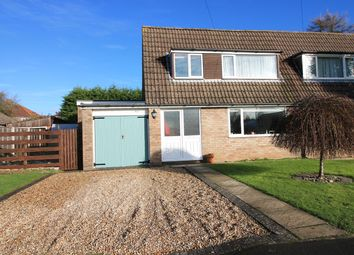 Thumbnail 4 bed semi-detached house for sale in Elm Close, Yatton, North Somerset