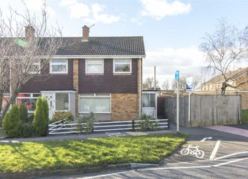 Thumbnail 3 bed end terrace house for sale in Chalcombe Close, Little Stoke, Bristol