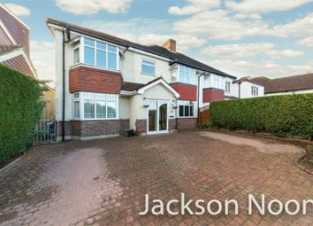 Sparrow Farm Road, North Cheam, Sutton KT17. 4 bed semi-detached house