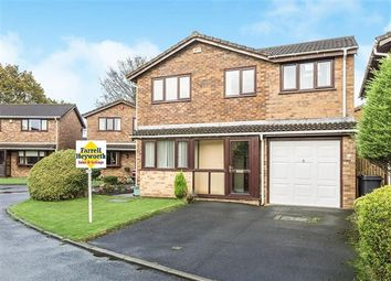 Thumbnail 4 bed property for sale in Fell View Close, Preston
