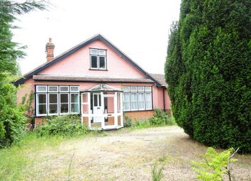 Thumbnail 4 bed detached bungalow for sale in Main Road, Kesgrave, Ipswich
