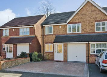 Thumbnail 3 bed semi-detached house for sale in Teal Grove, Wednesbury