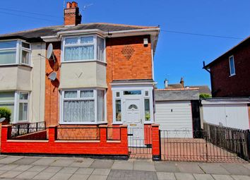 Thumbnail 2 bed semi-detached house for sale in Montrose Road, Aylestone, Leicester