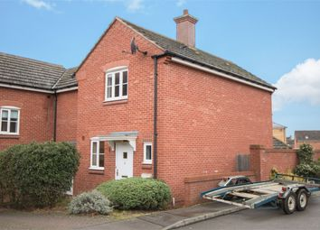 Thumbnail 2 bedroom semi-detached house for sale in Connolly Road, St Crispins, Northampton
