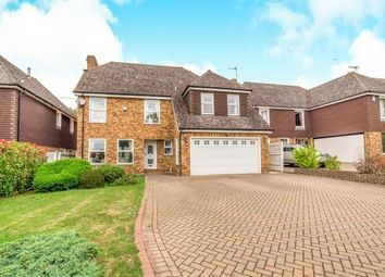Thumbnail 5 bed detached house for sale in West Street, Hunton, Maidstone, Kent