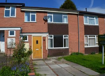Thumbnail 3 bed terraced house for sale in Fallowfield, Off Meadowbrook Road, Lichfield, Staffordshire