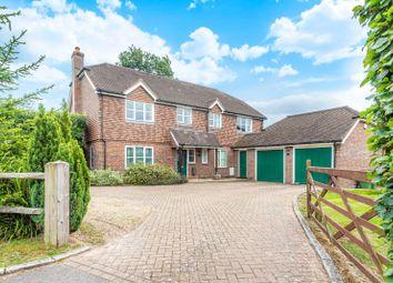 5 bed detached house for sale in Stane Street, Five Oaks, Billingshurst RH14
