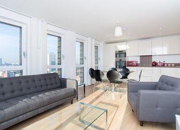 Thumbnail 3 bed flat to rent in Hannaford Walk, London